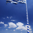 National flag of Greece — Stock Photo #2393268