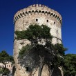 White tower in Thessaloniki — Stock Photo