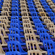 Auditorium seats — Stock Photo #2687404