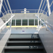 Stairwell on ship — Stock Photo #2687494