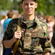 Young soldier — Photo
