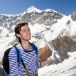 Young mountaineer — Stock Photo #2339148