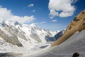 Mountain range — Stock Photo