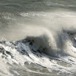 Stock Photo: Wave crest