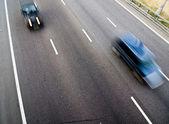 Streetracers sur une route — Photo