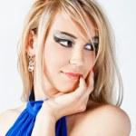 Beautiful blond girl — Stock Photo #2353717