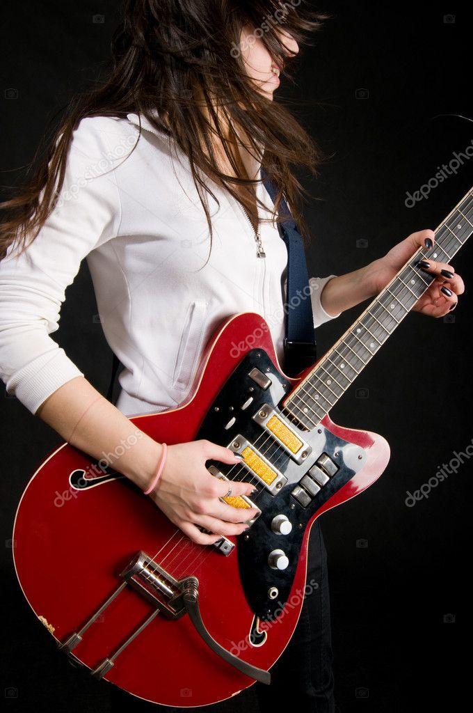 Фото электро гитар баса порно 32909 фотография