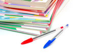 School books — Stock Photo