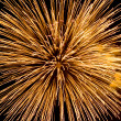 Burst of fireworks — Stock Photo #2362707