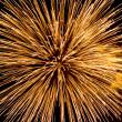 Burst of fireworks — Stock Photo #2362707