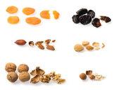 Suszone owoce — Zdjęcie stockowe