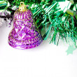 Stock Photo: Christmas New Year decoration ornament
