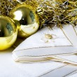 Royalty-Free Stock Photo: Christmas New Year decoration ornaments