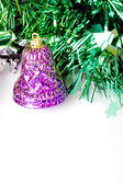Christmas New Year decoration ornament — Stock Photo