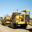 Stock Photo: Heavy Construction Equipment