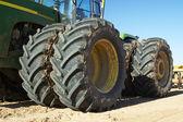 Heavy Construction Equipment — Stock Photo
