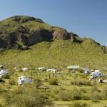 Desert Campground 1 — Stock Photo #2678702