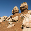 Stock Photo: Balanced rocks