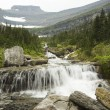 Waterfalls in Glacier — Stock Photo #2680013