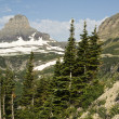 View of Glacier National Park — Stock Photo