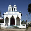 Andean church — Stock Photo