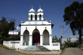 Andean church — Stock Photo