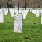 Arlington Cemetery — Stock Photo #2348845