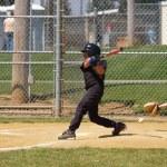 Swing batter — Stock Photo #2348997