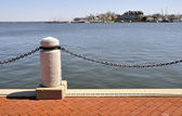 Harbor in Annapolis, Maryland — Stock Photo