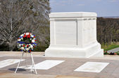 Tomb of Unknown Soldier — Stock Photo