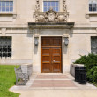 Van Wickle Hall, Lafayette College — Stock Photo