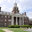 Watson Hall, Lafayette College — Stock Photo