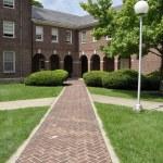 Watson Hall, Lafayette College — Stock Photo