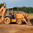 Construction equipment — Stock Photo #2351563