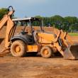 Construction equipment — Stock Photo