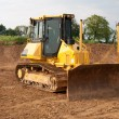 Royalty-Free Stock Photo: Bulldozer