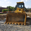 Stock Photo: Heavy duty construction equipment