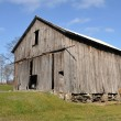 Rustic old barn - Stock Photo