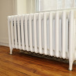 Old radiator — Stock Photo #2371041