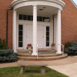 Column porch — Stock Photo
