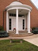 Kolom veranda — Stockfoto