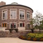 College center, Lafayette College — Stock Photo