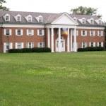 Dormitory, Lafayette College — Stock Photo