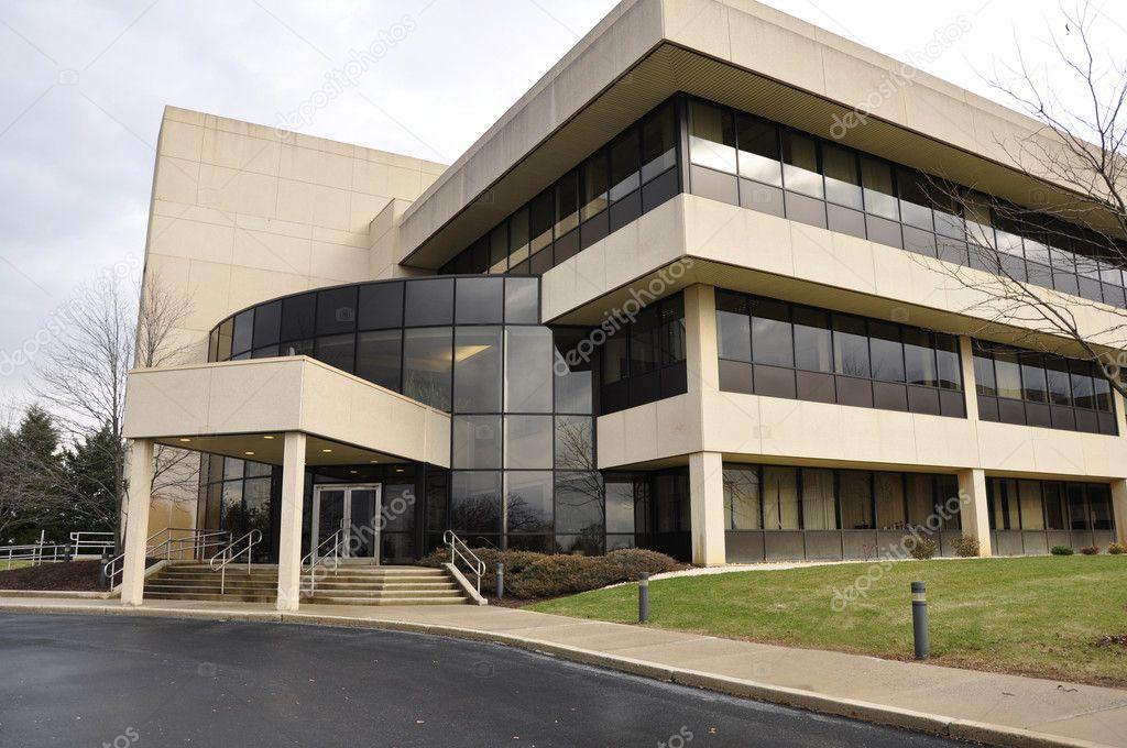 Modern Office Building Stock Photo Cfarmer