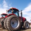Heavy duty farm equipment — Stock Photo