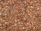 Abstract of mulch — Stock Photo