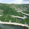Stock Photo: River meanders