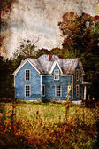 Haunted House — Foto de Stock