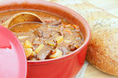 Fresh Venison Stew — Stock Photo