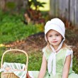 Amish Child — Stock Photo #2593155
